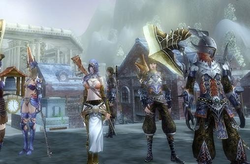 Join the fight to reclaim Atlantica Online