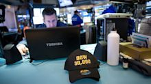 Dow 25,000 by year-end, 'nuff said: NYSE trader