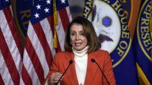 Dem struggle over Pelosi bid, with no end game in sight