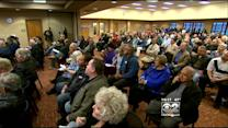 Lyons Residents Vent On Police Layoffs
