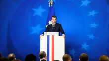France needs calm, order and return to normal after protests: Macron
