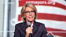 Betsy DeVos To Promote School That Bans Transgender Students And Staff