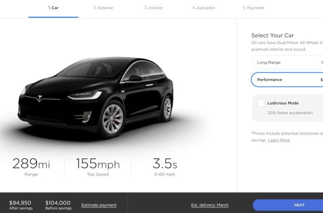 Tesla's high-end Model S and X just got a lot cheaper