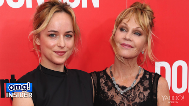 Melanie Griffith Opens Up About Daughter's Big Role in 'Fifty Shades of Grey'