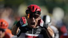 Caleb Ewan wants more stage wins after pipping Sam Bennett at Tour de France