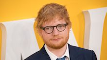 Ed Sheeran 'open' to recording Bond theme for 'No Time To Die'