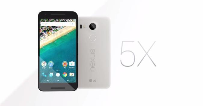LG is making another Nexus: meet the Nexus 5X
