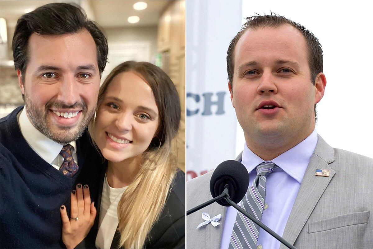 Jinger Duggar and Husband Jeremy Vuolo Are 'Disgusted' by Child ...