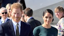 Meghan Markle Chose an Appropriately Green Ensemble for Her Official Visit to Ireland