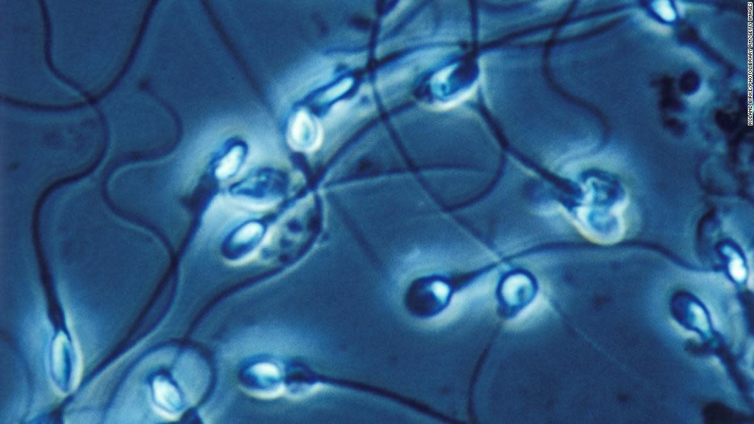 Water kills sperm