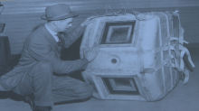 Mystery solved: 'Thing in the woods' revealed as CIA spy camera, 55 years later