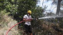 Sube a ocho el número de víctimas mortales de los incendios en Turquía
