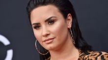 Demi Lovato socks it to the body shamers, proudly reveals cellulite in unedited bikini shot