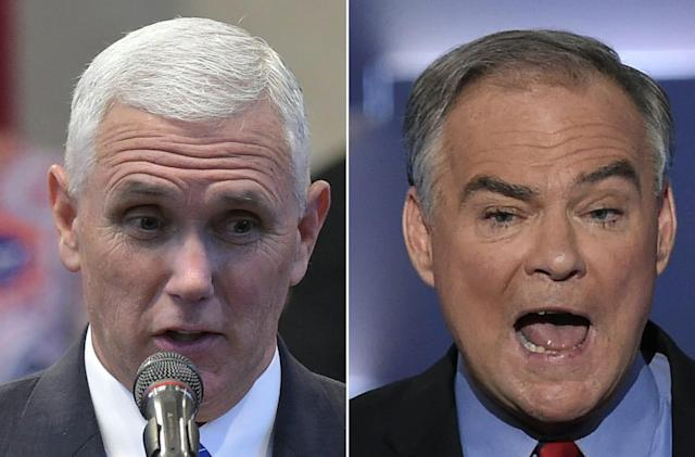How to watch the US vice presidential debate