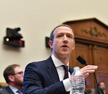 Facebook CEO faces heated questions during Capitol Hill testimony