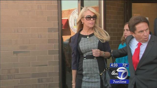 Dina Lohan has license suspended