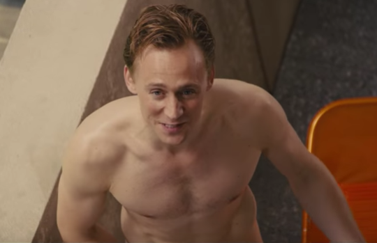 Tom Hiddleston Talks Nude Scene in 'High-Rise' Commentary