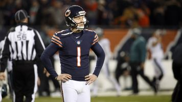 Kicked out: Bears will release Parkey