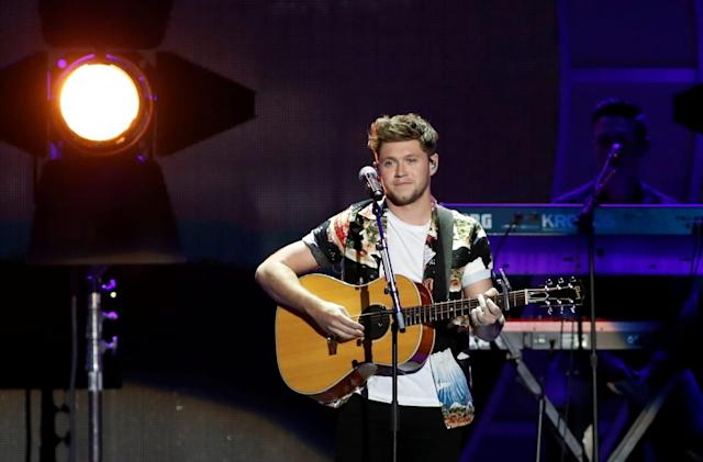 Apple Music's latest short stars Niall Horan from One Direction