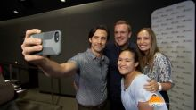 Milo Ventimiglia surprises 'This Is Us' fans on 'Today'