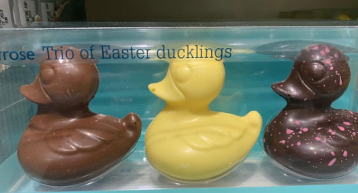 'This is not right': 'Racist' Chocolate Easter ducks pulled from supermarket shelves
