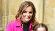 ¿Qué hacen en el mismo acto Geri Halliwell, su hija y el príncipe Harry?