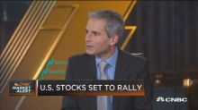 Markets are likely to trade up, strategists say