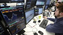 Britain's FTSE falls on trade fears as pound strengthens