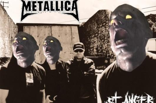 Metallica to serenade Call of Duty: Black Ops at launch event