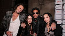 Lenny Kravitz Discusses His Blended Family, Calls Jason Momoa His 'Brother'