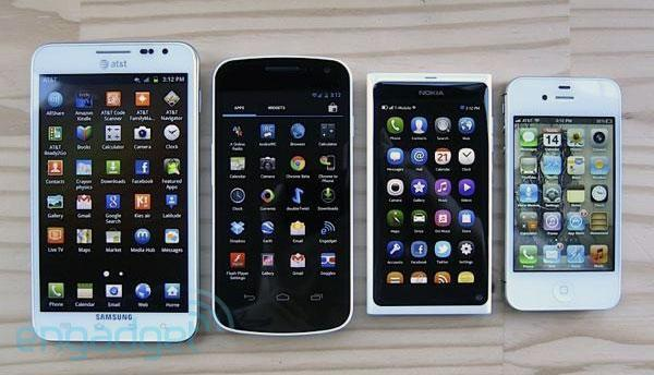 IDC: Android and iOS continue to carve up the world, another record quarter for smartphones