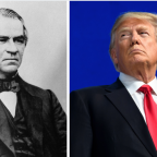 Andrew Johnson: Why was he impeached and is Trump a modern day version?