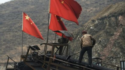 North Korea diplomat in China amid coal cut tension