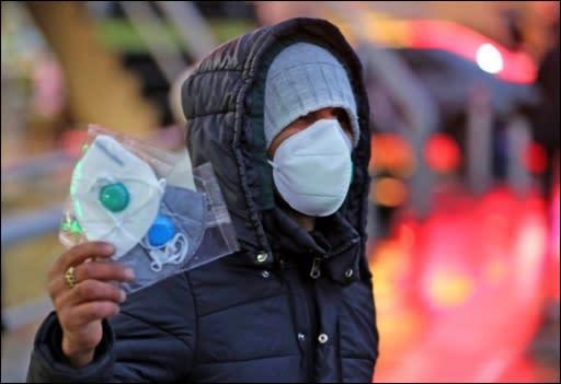 China Coronavirus Infizierte