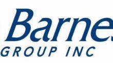 Barnes Group Inc. Announces Contract Award From Northrop Grumman for B-2 Spirit Stealth Bomber Exhaust System Assemblies