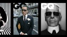 """Wolfgang Joop über """"König der Fashion"""" Karl Lagerfeld in der aktuellen GQ"""