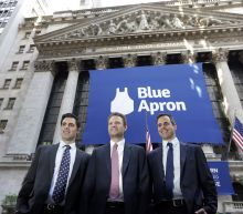 Blue Apron fails to deliver much to investors on opening day