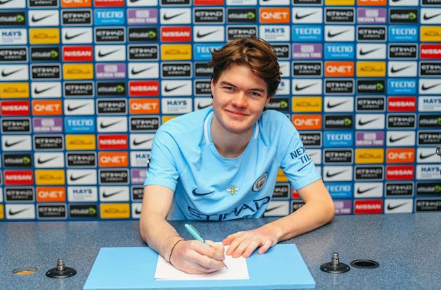 Manchester City signs second FIFA pro as 'dedicated PS4 player'