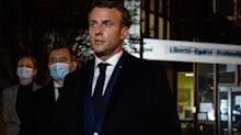 Comment l'attentat de Conflans a poussé Macron vers les thèmes de prédilection de la droite