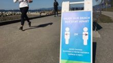 'Park champions' to educate public on physical distancing in Vancouver parks, beaches