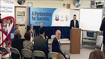 Chevron donated $260,000 to Kern County schools for science, tech, engineering, math education