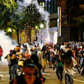 'I didn't quote facts': Charlotte police official walks back statement on protesters