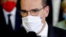 """Attaque à Paris : Castex affirme sa """"volonté par tous les moyens de lutter contre le terrorisme"""""""