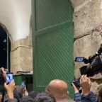 Al-Aqsa Mosque Reopens Its Doors After Extended Closure Due to COVID-19