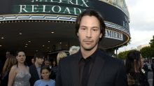 Fans are pumped to see Keanu Reeves in 'Matrix 4': 'We are living in the Keanussance'