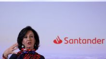 Santander boosts lending capacity to 90 billion euros after cancelling dividends