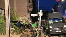 Polizei und Feuerwehr: SUV-Unfall vor einem Jahr - Ermittlungen laufen noch
