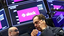 UPDATE 2-Strong subscription growth drives Slack's earnings beat; shares rise