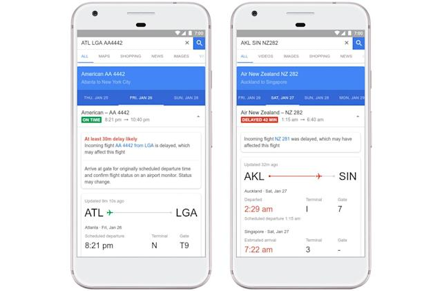 Google is using AI to predict flight delays