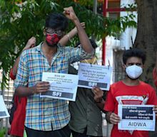 Protests in India mount after 4 men are charged with rape, murder of 9-year-old girl